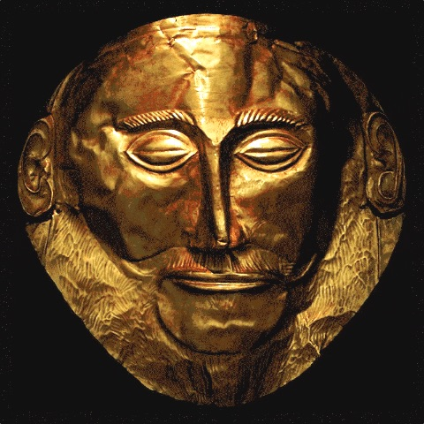 Golden Mask / Masque d'Or