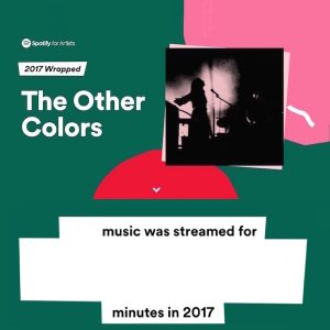 The Other Colors on Spotify