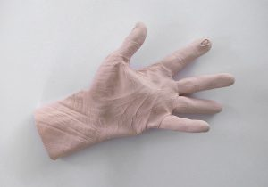 This is the hand, Laurent Chambert, 2011